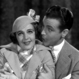 Dick Powell and Ruby Keeler in The Gold Diggers of 1933.