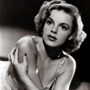 The lovely Judy Garland.